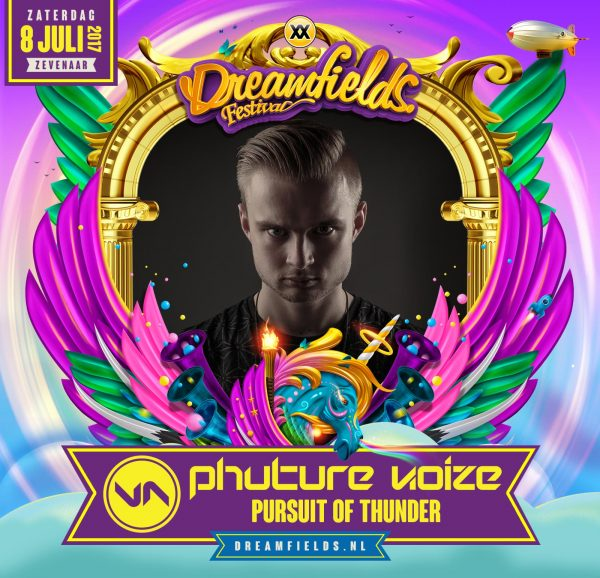 Phuture Noize – Pursuit of Thunder