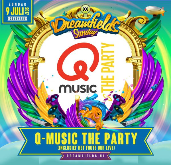 Q-Music The Party (Inclusief Het Foute Uur Live)