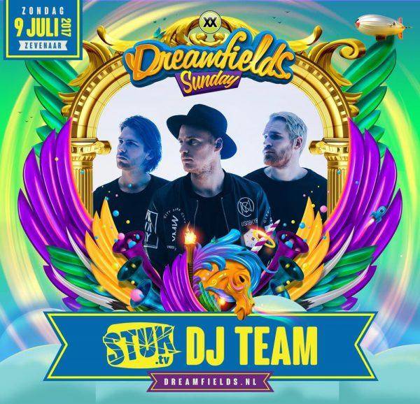 Stuk TV DJ Team