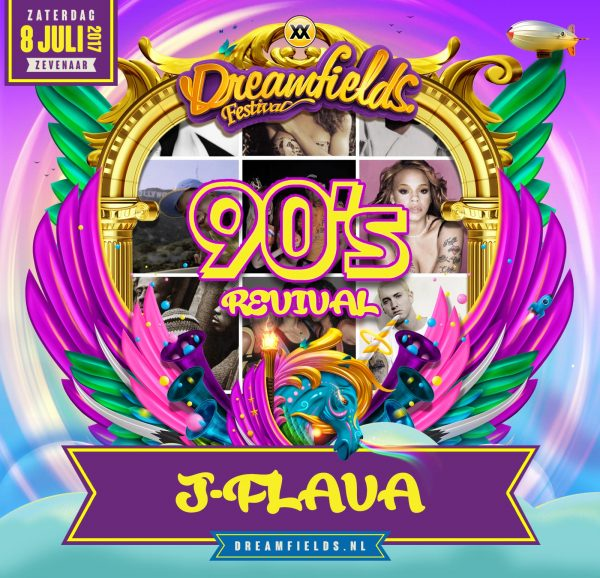 90'S Revival by J-Flava